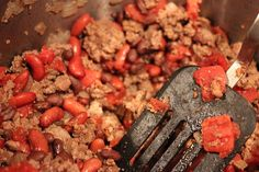 How we save a lot of money by stretching our taco meat -- these simple tips will help you stretch two pounds of taco meat into three pounds!