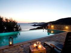 Secluded+Private+Villa+Swimming+Pool,+Garden,+Beach+Sea+Views+++Holiday Rental in Lefkada (Lefkas) from Holiday Lettings, Home And Away, Swimming Pools, Vacation, Villas, Beach, Outdoor Decor, Travel, Garden