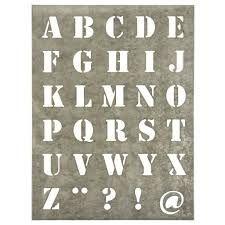 Afbeeldingsresultaat voor lettertypes alfabet stoer
