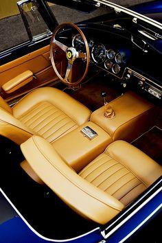 1960 Ferrari 250GT Pininfarina Series II Cabriolet *whistles*