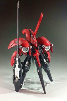 1/144 RX-124 Gundam TR-6 [Kehar II] Re-Zeon Use (Garage Kit) - To Be Re-Sale @ C3 x Hobby 2014 (Japan)