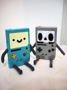 cute gameboys love the BMO one