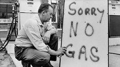 Oliecrisis maakt eind aan optimisme jaren 60