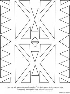 Here are the Awesome Geometric Design Coloring Book Coloring Page. This post about Awesome Geometric Design Coloring Book Coloring Page was posted . Native American Blanket, Native American Patterns, Native American Design, Native American Crafts, Geometric Coloring Pages, Pattern Coloring Pages, Coloring Book Pages, Native Beading Patterns, Tribal Patterns