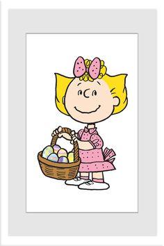 Sally Easter Basket