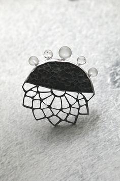 brooch by Victoria Fomenko