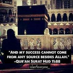 #Allah #success #hope #victory #power #strength #love #life #happiness #beauty #islam