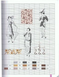 (1) Gallery.ru / Foto # 28 - Gravures de Mode - Mongia