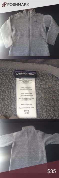 Patagonia jacket Youth size S Patagonia better sweater. Worn only a couple times and in great condition. No holes, no stains. Patagonia Jackets & Coats