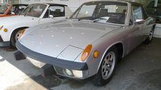 Silver 1973 Porsche 914 2.0 my new baby!!!