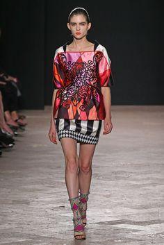 Aquilano.Rimondi RTW Spring 2013 - Runway, Fashion Week, Reviews and Slideshows - WWD.com