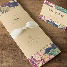 """結婚式の席次表・招待状ならおふたりの""""想いをカタチにかえる""""【favori ‒ ファヴォリ】にお任せくださ い。豊富なデザイン・手作りきっと等もありますので、ふたりらしいデザインが必ずみつかります。"""
