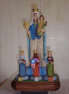 Virgen de los Reyes,Puerto Rico