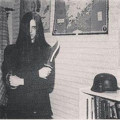 Varg Vikernes #Burzum