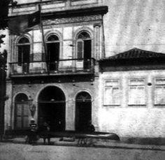 Sede do Remo do Botafogo, início do século