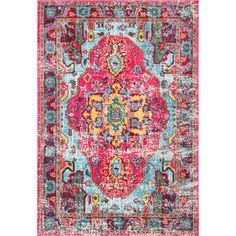 You'll love the Loughlam Pink Area Rug at Wayfair - Great Deals on all Décor products with Free Shipping on most stuff, even the big stuff.