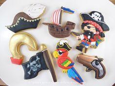 Patty Mac Cookies - Pirate Cookies