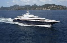 OCEANCO - Yachts for Visionary Owners - Anastasia