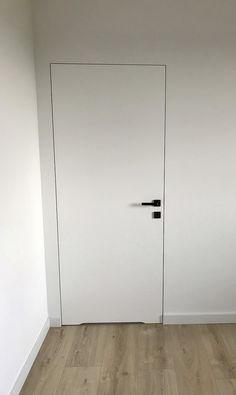 Flush Doors, Door Design Interior, Bedroom Doors, Architecture Details, House Colors, Tall Cabinet Storage, Decoration, Sweet Home, House Design