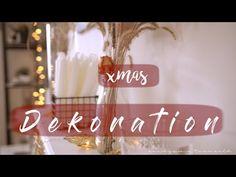 Weihnachtlich dekorieren #xmaswithsandy - YouTube Final Cut Pro, Advent, Tote Bag, Interior, Youtube, Instagram, Christmas, Dekoration, Crafting
