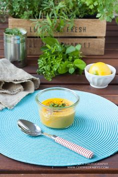Ayurvedic Carrot and Red Lentil Cream-Soup – Certified Fairy's