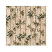 Found it at Wayfair - Lodge Décor Pinecone Trail Wallpaper