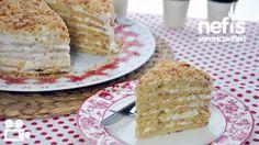Bal Kaymak Pastası Nasıl Yapılır? - Nefis Yemek Tarifleri