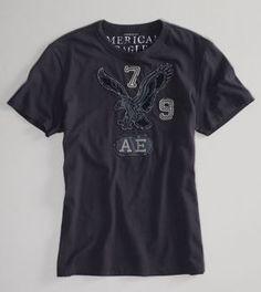 american eagle  |  men's shirt Tight Shirts, Polo T Shirts, Jean Shirts, American Eagle Mens Shirts, Tomboy Fashion, Mens Fashion, Clothing Logo, Love T Shirt, Mens Outfitters