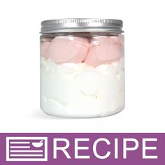 RECIPE: Nighttime Whipped Body Mousse - Wholesale Supplies Plus