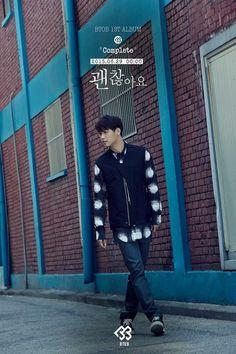 #btob #Complete #Hyunsik Handsome bias ^^