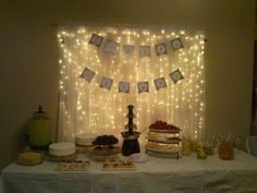 Twinkle Twinkle little star baby shower 2014
