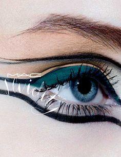 M・A・C人気のジェルライナーからフェルトタイプの「フルイッドライン ペン」が登場 | Fashionsnap.com