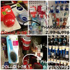 20 trucs beauté à acheter au Dollorama plutôt qu'à la pharmacie12 PRODUITS À NE PAS ACHETERAU DOLLARAMA PARCE QUE TROP CHER!