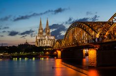 Cologne Cathedral by Aaron Choi on 500px