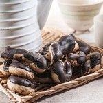 Νηστισιμα κουλουρακια με σοκολατα για το πρωινο και τον καφε σας!