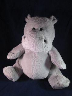 "Kohls Cares For Kids 11"" Curious George Hippo Plush Stuffed Animal Hippopotamus  #KohlsCaresforKids"