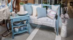 BabyBlue Furniture for each Dreamer! Let the ray of blue light clean every lovers heart, everyone's pain and worries!