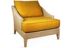 Jacques Garcia Outdoor Lounge Chair