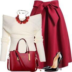 Women's Work Fashion Classy Outfits, Chic Outfits, Fashion Outfits, Fashion Tips, Fashion Design, Fashion Trends, Fashion Ideas, Fashion Websites, Church Fashion