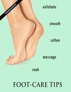 FOOT CARE TIPS TO TRY AT HOME FOR BEAUTIFUL AND HAPPY FEET Face Care Tips, Skin Care Tips, Beauty Care, Beauty Hacks, Beauty Tips, Soft Feet, Hand Care, Feet Care, Skin Brightening