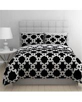 East End Living Trellis Complete Bed-in-a-Bag Bedding Set