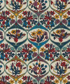 Liberty Art Fabrics Opie D Tana Lawn Cotton