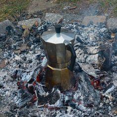 Lige hvad jeg har brug for idag! #kaffe #bålmad #bål #1januar #outdoor #outside #bonfire #coffee