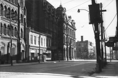 Adelaide St. E., looking e. from Victoria St. 1955?