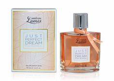 parfum just perfect dream pour femme 100ml neuf