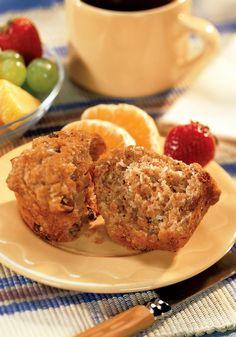 Carrot Raisin Muffin