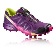 Salomon Speedcross 4 Women's Trail Running Shoes - AW16