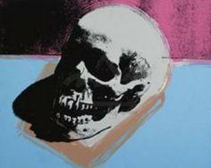 Andy Warhol, Skull 1976