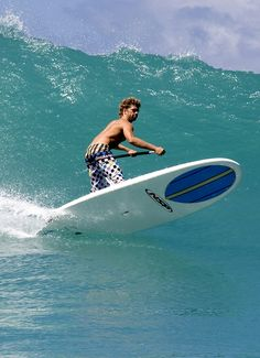 Surfing on the wave#Paddlesurf