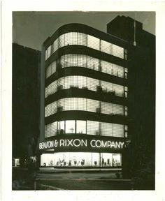 The Benson  Rixon Company building, Chicago